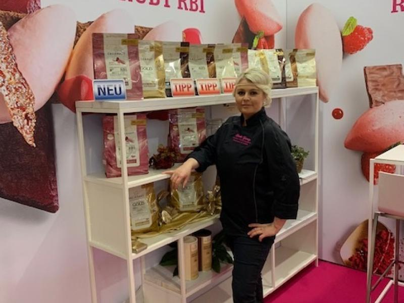 Sarah on Tour - Messen